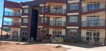 Apartments for rent in Nalumunye just after lebron supermarket