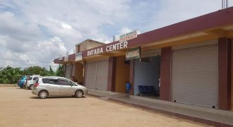 A business/shops for rent in kyebando central